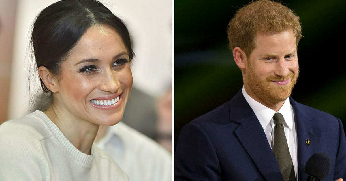 meghan markle prince prins harry